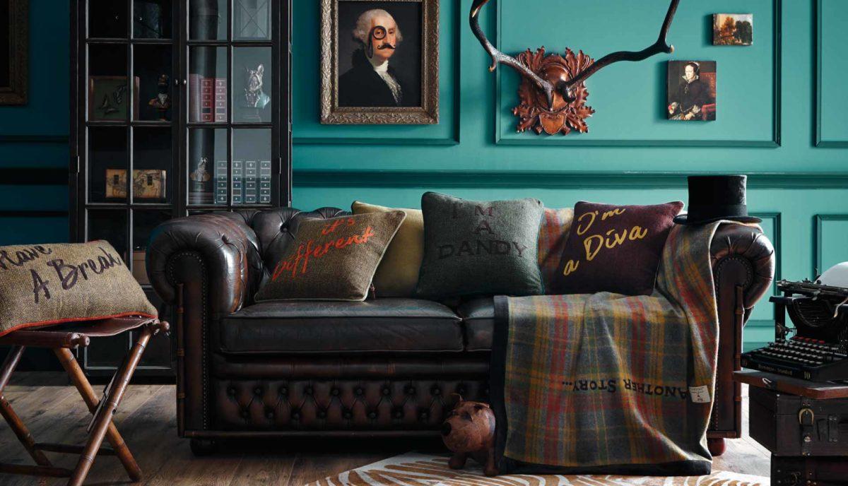D co int rieur le canap chesterfield pour un c t - Conseil decoration interieur gratuit ...