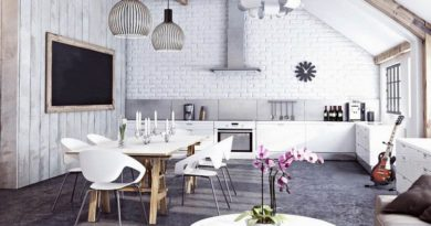 décoration-tendance-suspension-design-table-chaises