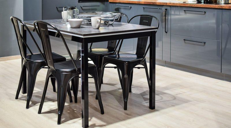 Bien choisir sa table et chaise de cuisine