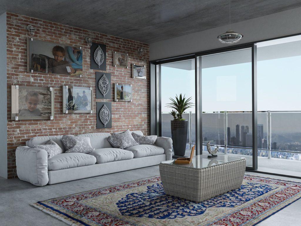 Installer une baie vitrée dans un appartement