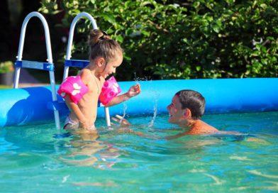 La piscine tubulaire, le must-have de l'été