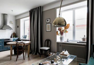Les rideaux, un choix important pour votre maison !