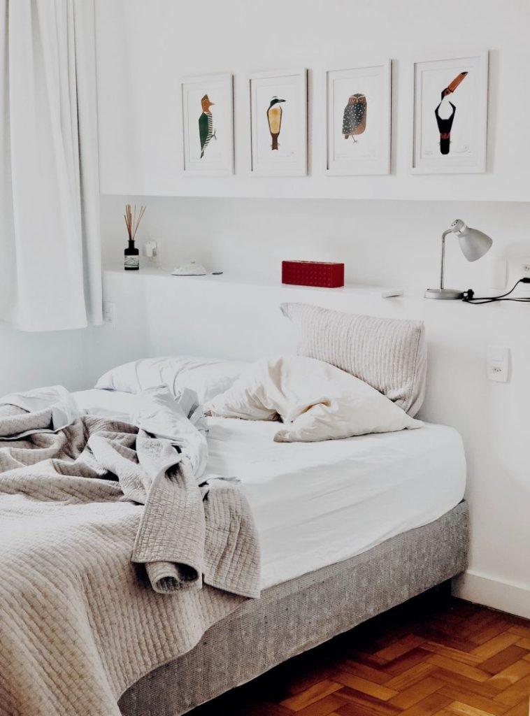 Chambre a coucher et bonne literie