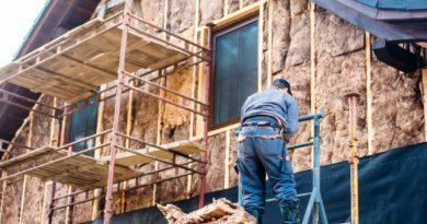 Travaux entretien façade