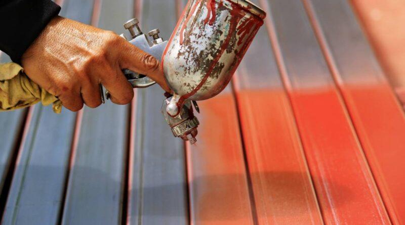 peinture industrielle et du traitement anticorrosion