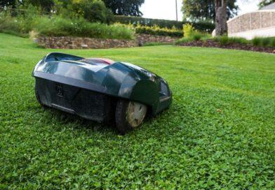 Un robot qui tond votre pelouse pour vous !