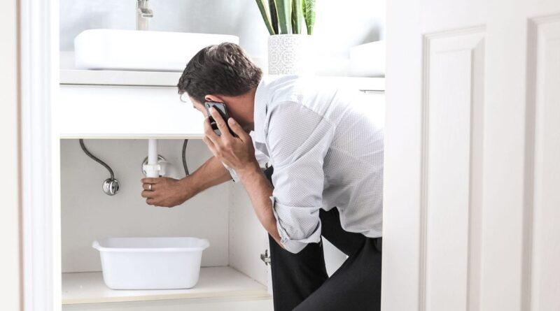 Quoi faire en cas de fuite d'eau