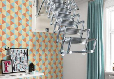 Escalier retractable