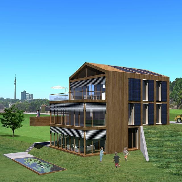 maison passive ossature bois