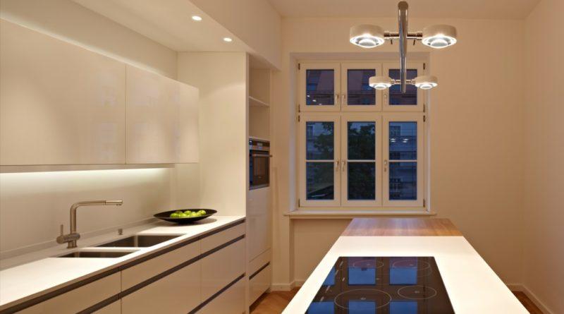 Quels luminaires choisir pour bien éclairer la cuisine
