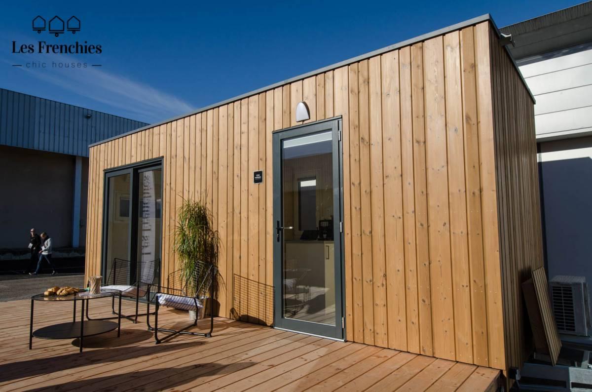 Achat Remorque Tiny House campings : l'heure des tiny houses est-elle venue ?