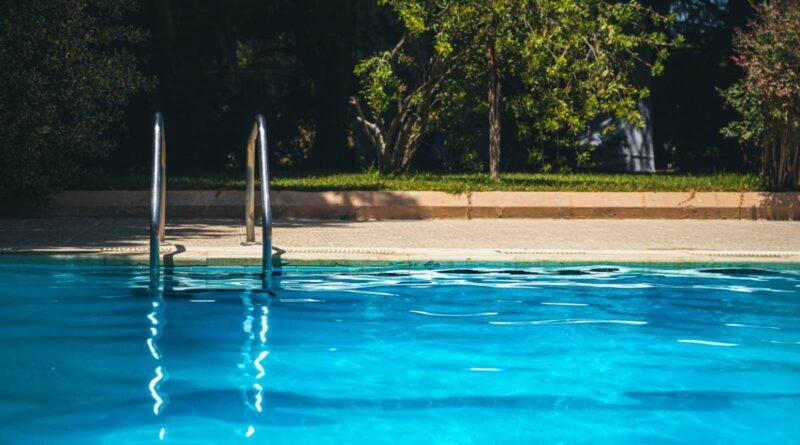 Une piscine toujours entretenue
